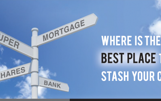 Where is the best place to stash your cash