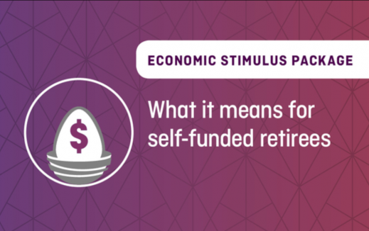 Economic stimulus for self-funded retirees